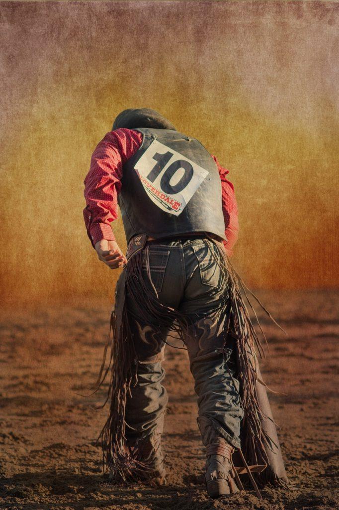 rodeo, cowboy, west