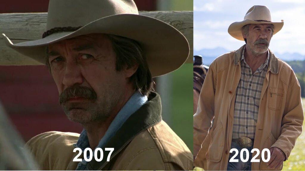 Shaun Johnston 2007 - 2020